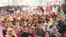 Shaheen Bagh stir peaceful, five roads shut unnecessarily: Wajahat Habibullah