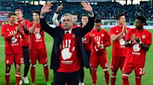 Bayern boss Ancelotti shows off trophy haul which would make most of his rivals jealous