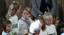 Hat Prinz George im Januar den Namen von Baby Sussex enthüllt?