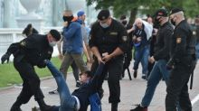 Belarus threatens opposition protesters with criminal charges