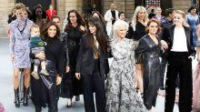 Camila Cabello, Helen Mirren, Eva Longoria & More Strut Their Catwalks During Paris Fashion Show