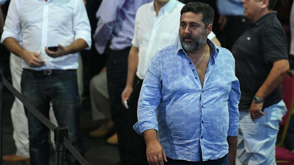 "Angelici: ""Creo que Tevez vuelve en enero"""