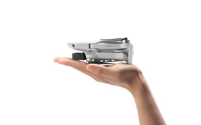 DJI's Mavic Mini is so small it doesn't require FAA registration