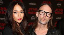 Radiohead's Thom Yorke Marries Italian Actress Dajana Roncione in Sicily