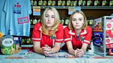 Johnny Depp's Daughter Lily-Rose's Movie Yoga Hosers Is Getting Hammered