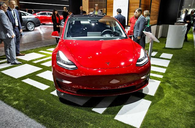 Tesla says its Model 3 production nightmare is nearly over