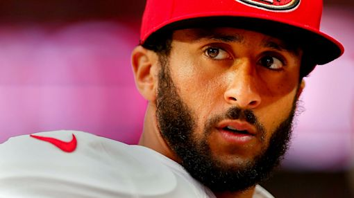 Maybe more people should sit with Colin Kaepernick