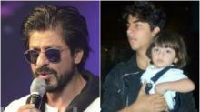 Shah Rukh Khan at TED: It was said AbRam was the love child of my 15 year old son Aryan
