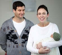 New Zealand Prime Minister Jacinda Ardern Leaves Hospital 3 Days After Giving Birth
