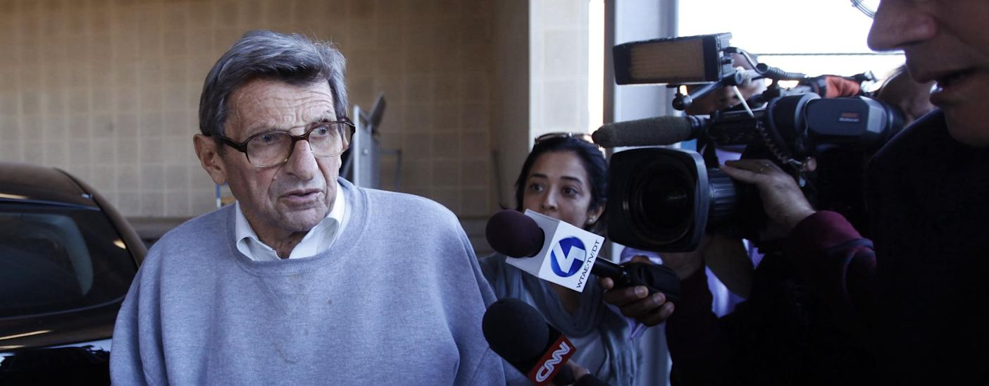 Report: Child allegedly told Joe Paterno of Sandusky abuse in 1976