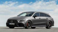 Mercedes-AMG CLA 45 Shooting Brake, più spazio alla potenza