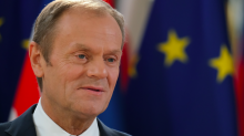 'They must feel represented': Donald Tusk comes out in support of those who want Brexit cancelled