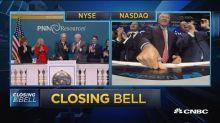 Closing Bell Ringer, December 7, 2017