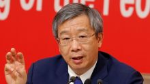 China to strengthen policy, lower lending rates: PBOC governor
