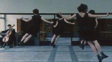 Anne Teresa De Keersmaeker review – stunning trio of dance films
