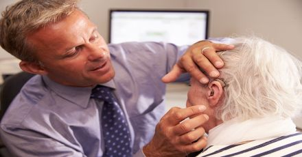 Pensioners Snap Up Brilliant New Hearing Aid