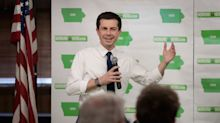 Pete Buttigieg Shuts Down Anti-Gay Hecklers At Iowa Campaign Stops