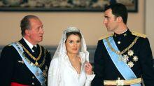 La Reina Letizia se vuelve a equivocar en su aniversario de boda