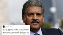 Anand Mahindra Cheers for Covid Positive Amitabh and Abhishek, Says the Actors Have Inbuilt Vaccines