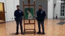 En Italie, un tableau retrouvé par hasard est un authentique Gustav Klimt