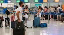 Covid-19 : la Grèce lève sa quarantaine obligatoire pour les résidents de l'Union européenne et de cinq autres pays