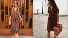 El vestido de Zara que (tal vez) ignoraste en la tienda y ahora es un hit en Instagram