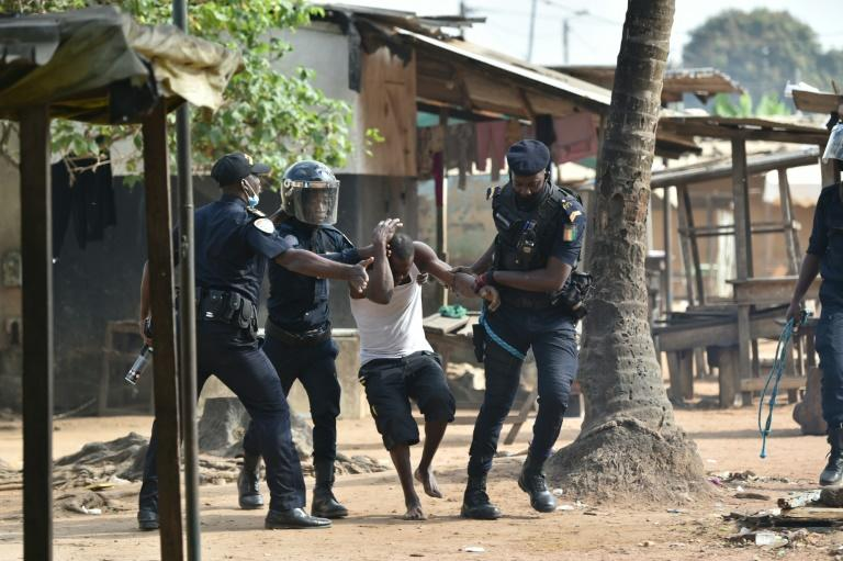 Four dead in Ivory Coast clashes over Ouattara election bid