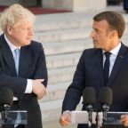 Emmanuel Macron is refusing to take the blame for Boris Johnson's lies – but that doesn't mean they'll stop