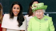 The Queen reportedly told Meghan and Harry to fix 'nightmare' family drama