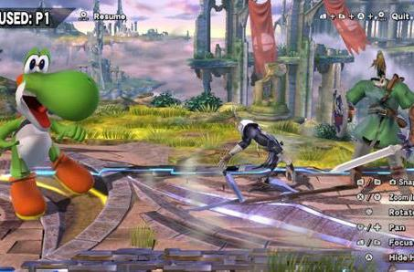 Fox loses his head in Super Smash Bros. glitch video