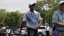 Is Tiger Woods making a mistake by playing PGA?