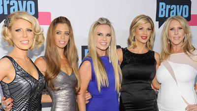 The Real Housewives Of Orange County Stars Talk Season 8