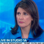 Nikki Haley Just Defended Donald Trump as a Paragon of Truth and Virtue on National Television