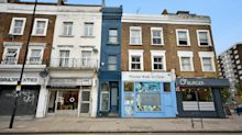 'Narrowest house in London' could be yours for just under £1m