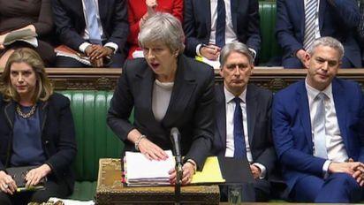 Brexit: May pide a la UE hasta el 30 de junio
