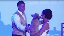 Watch This Groom Surprise His Bride with The Cutest Wedding Gift Ever
