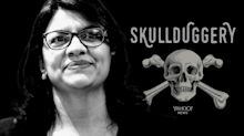 Rep. Rashida Tlaib: 'We now have a crooked CEO in the Oval Office'