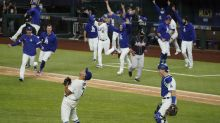 The Dodgers were supposed to be in the World Series. But it didn't make getting there easier