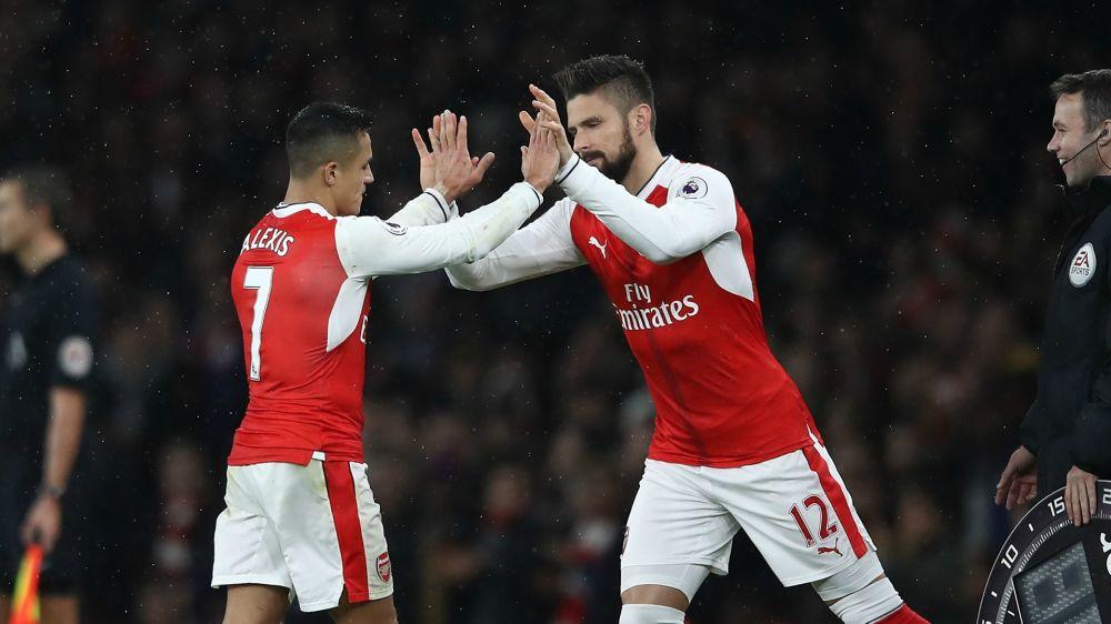 """Pires: """"Conozco a Alexis y sé que quiere quedarse en Arsenal"""""""