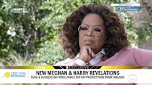 Oprah Reveals Queen Elizabeth, Prince Philip Did Not Make Racist Archie Comments