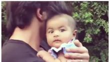 This video of KSG putting a baby to sleep is super adorable!