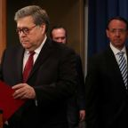 Barr says Mueller probe did not establish Trump coordination with Russia