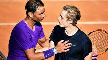 'Can't believe it': Tennis world stunned by 'insane' Rafa Nadal drama