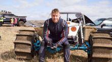 Freddie Flintoff: I've crashed five times already making 'Top Gear'