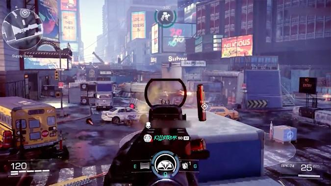 Untitled Ubisoft 'Tom Clancy' multiplayer shooter game