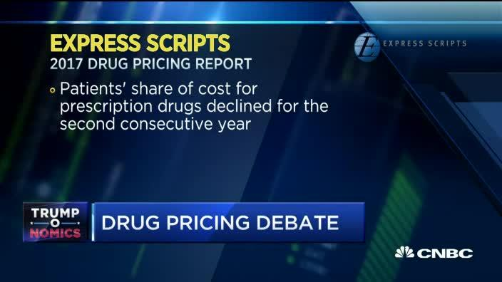 Express Scripts CEO: Negotiating lower drug pricing [Video]