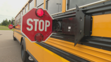 Calgary school bus company not ready to commit to installing seatbelts