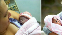 Mum Donates Breastmilk To Feed Friend's Adopted Baby After Losing Her Own Daughter
