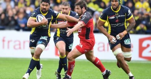 Rugby - CE - Coupe d'Europe : Clermont étouffe Toulon et prend place en demie