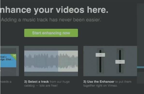 Vimeo provides the soundtrack of our lives with new tools